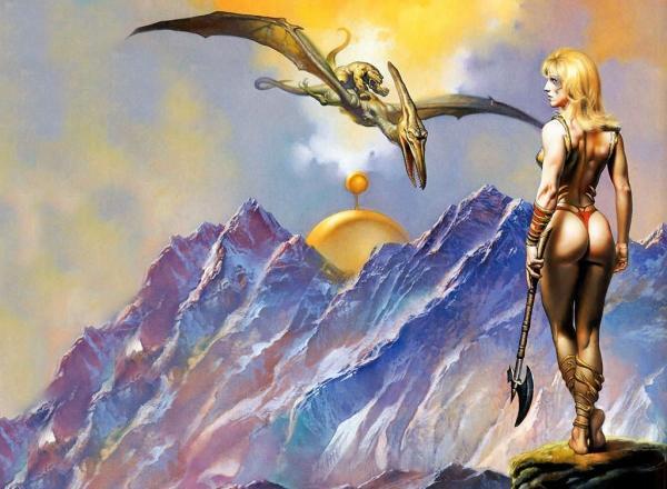Warrior Of Mountains, Spirit Companion 4