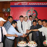65th QGE ANNIVERSARY , HONG KONG