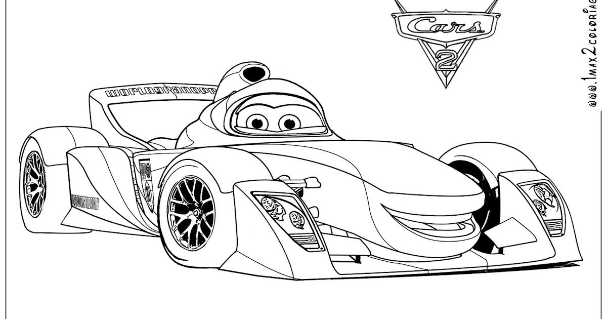 Nice Car Coloring Pages : Unique cars printable coloring pages library kids