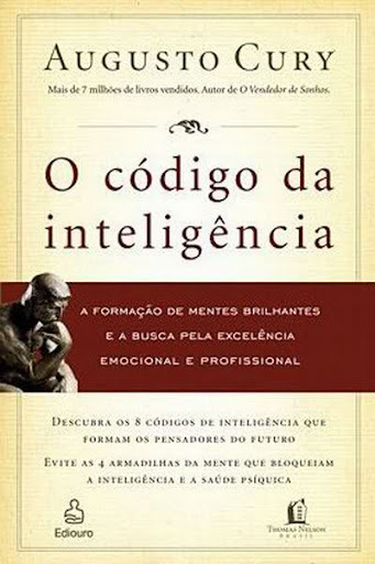 Download - Audiobook - O Código da Inteligência - Augusto Cury