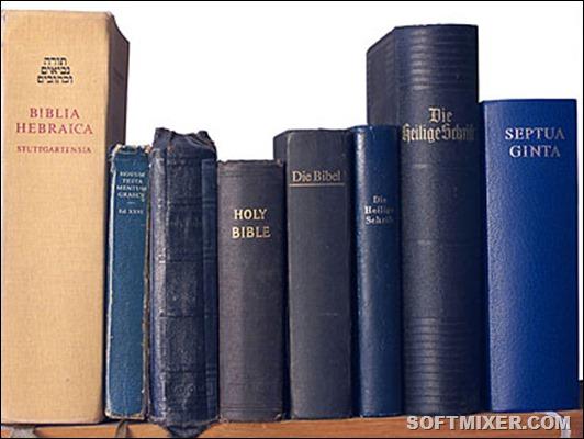 biblii na raznih yazikah