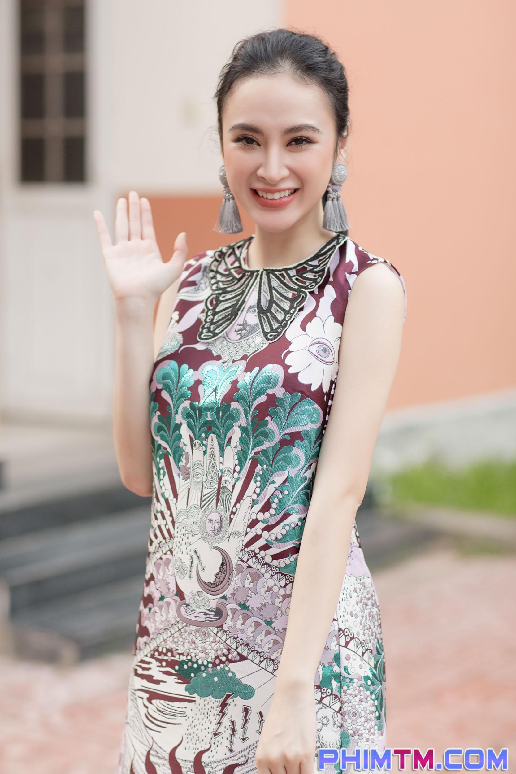Angela Phương Trinh bất ngờ công bố chuẩn bạn trai ngoài đời phải chất và đàn ông như Hữu Vi - Ảnh 3.