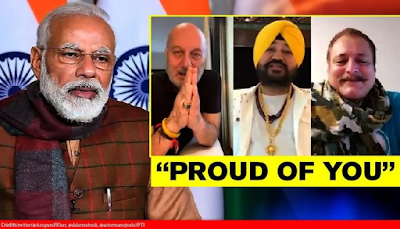PM Modi Hailed On Birthday With Video Messages; Wishes Pour In From Bollywood Stars