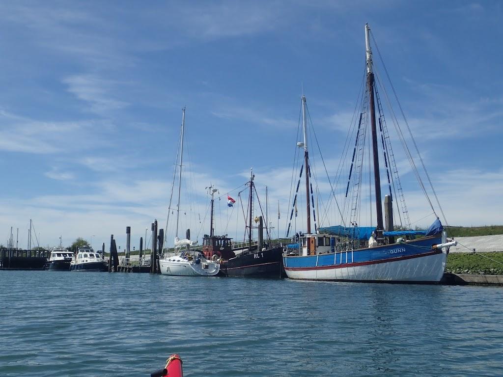 Jachthaven Burghsluis