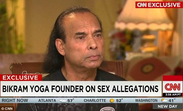 Bikram yoga guru hit for $6.4 million in sexual harassment suit