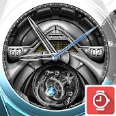 OilCanX2-R Flying Tourbillon