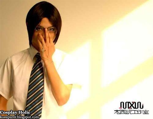 bleach cosplay - ishida uryuu 3