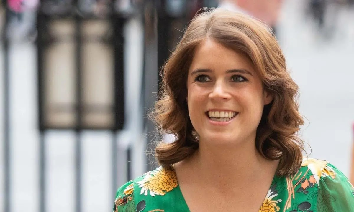 Princess Eugenie wears Stunning Peter Pilotto Dress for Wedding in Italy