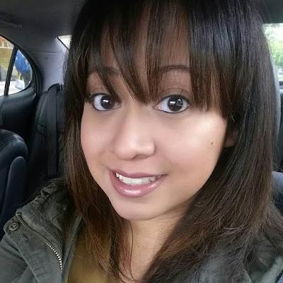 Benefit Cosmetics Makeup look via www.gabyramos.com