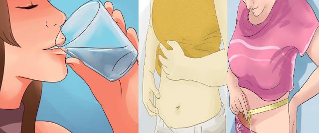 Selain menjaga tumpuan makan dan rutin olahraga Satu Resep Minuman yang Bisa Kamu Coba Untuk Mendapatkan Perut Rata Hanya Dalam 4 Hari !!