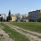 Modernizacja ogrodzenia na boisku treningowym po raz pierwszy