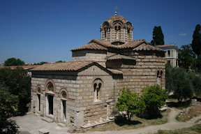 Church of the Holy Apostles, Agora, Athens