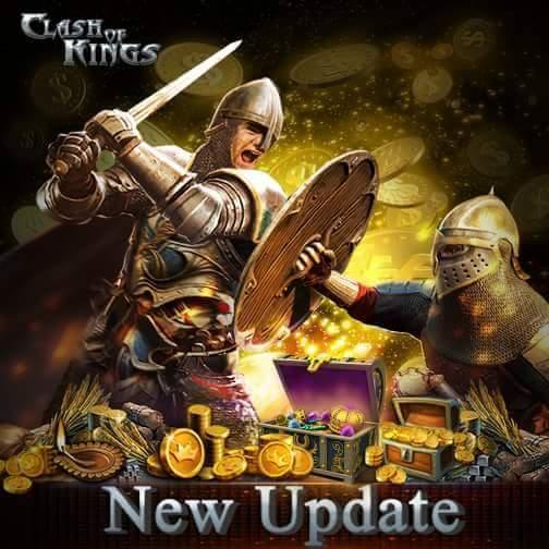 Yeni Güncelleme 3.26.0 - Clash of Kings