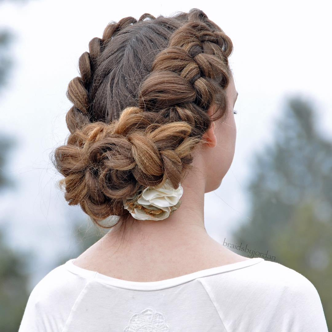 The Trendy Setting Crimped Hairstyles In Current year 2018 For Hairstyles 2