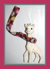 Photo: *Ginger*  custom Toy Tether