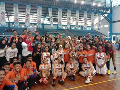 Buka Kejurprov Basket, Ini Harapan Darmawan Jaya