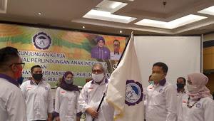 Ketum Komnas Perlindungan Anak, Lantik Dewi Arisanty Pimpin Komnas Perlindungan Anak Prov.Riau