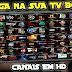 BAIXAR NOVO APP de CANAIS de TV pra TV box e ANDROID com TUDO Liberado e sem LOGIN