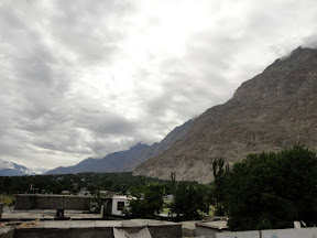 Early Morning in Gilgit