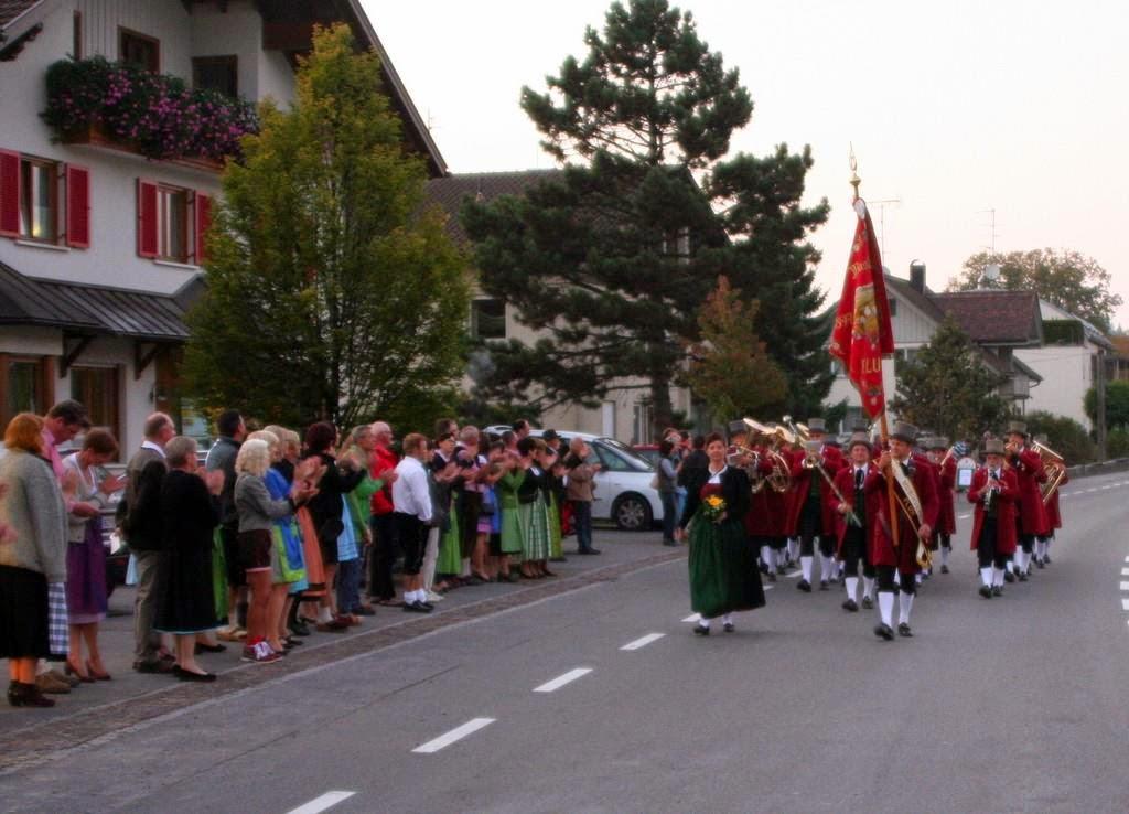 Trachten- und Lederhosenparty Hörbranz am 03.10.2014