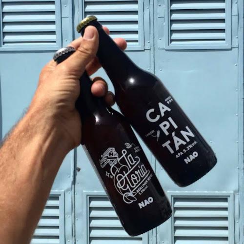 Craft beer, beer review, Capitán APA, Lanzarote beers, Gerry's Kitchen