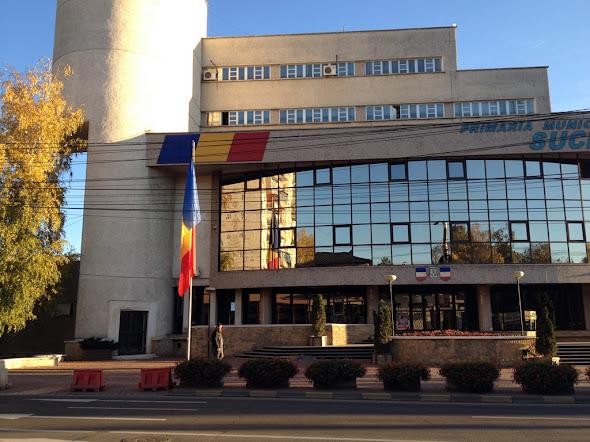 Primăria municipiului Suceava