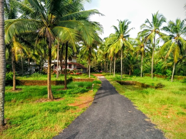 Liberty House Homestay, Kappad Beach, Kozhikode