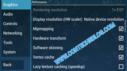 PPSSPP Best Settings For Android