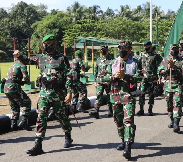 Wakasad Nostalgia ke Batalyon lnfanteri 621/Manuntung