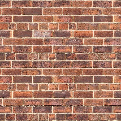 Wallpaper Batu Bata 3d Utuy Design Blank Brick Wall