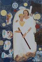 LOVE- Gemälde, Öl auf Leinwand, 160x110, 2012