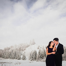 Wedding photographer Yuliya Serebryakova (Serebryak). Photo of 11.01.2017