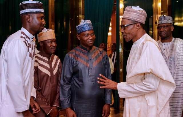 'I'll free everyone in Boko Haram custody', President promises
