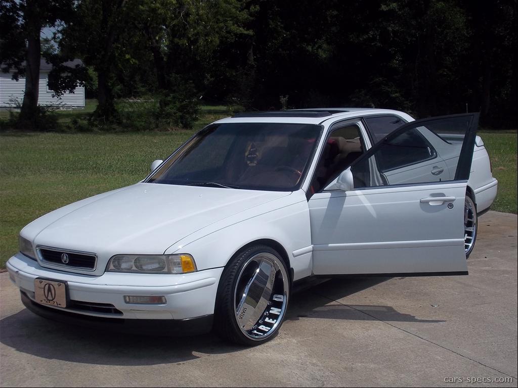 1995 Acura Legend Sedan Specifications Pictures Prices