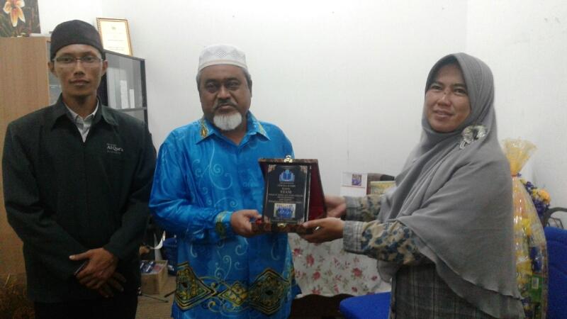 Kunjungan ke STAM Selangor Malaysia
