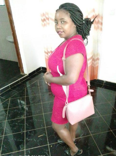 Tairus Mwangi girlfriend, Purity Karwirwa