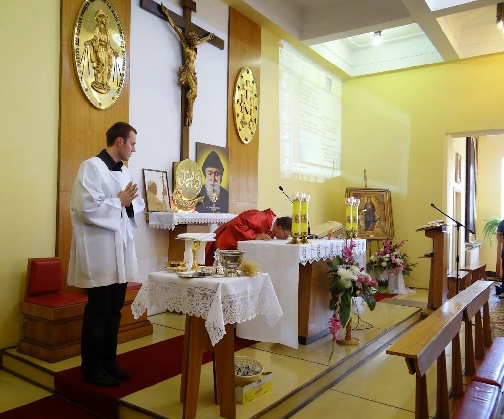 2014 Rekolekcje - Podwyższenie Krzyża Świętego w Częstochowie - DSC07491.JPG