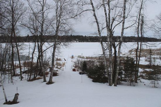 lake March 19