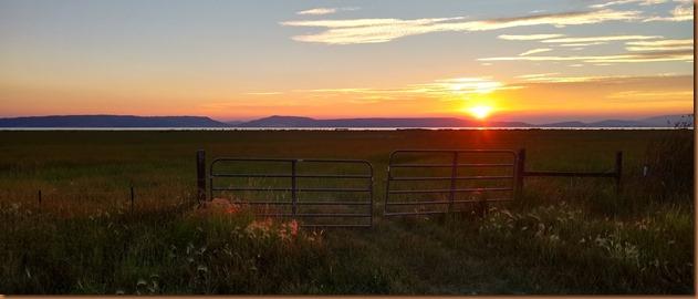 GooseLake_sunset
