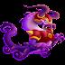 Dragón Amalgama de Tentáculos   Tentacle Amalgam Dragon