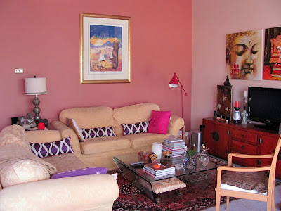 A Tranquil Townhouse: my living room makeover...befores and afters