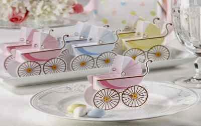 Hermosos distintivos  para 1 fiesta bebe