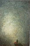 portrait de famille / huile toile / 100x80 / 1994