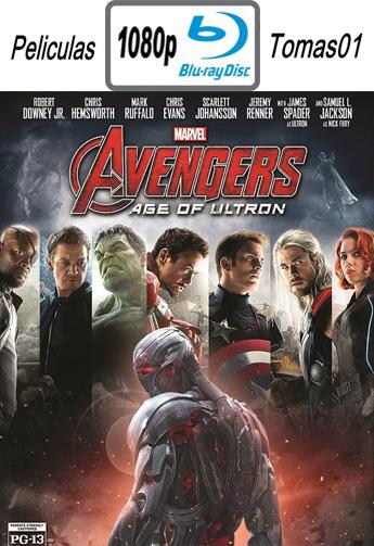 Avengers 2: Era de Ultrón (2015) (AC3 5.1) (BRRip) BDRip m1080p