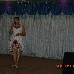 Творческий вечер Елены Молибог в Громовском СК