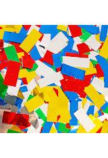 Multifärgad konfettibomb