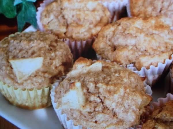 Apple Oat Muffins Recipe