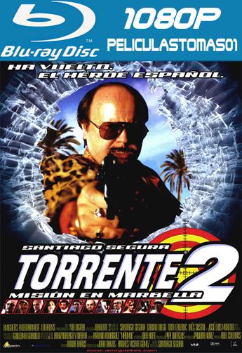 Torrente 2: Misión en Marbella (2001) BDRip m1080p