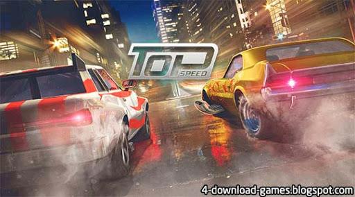 لعبة سيارات السرعة القصوي والسباق السريع