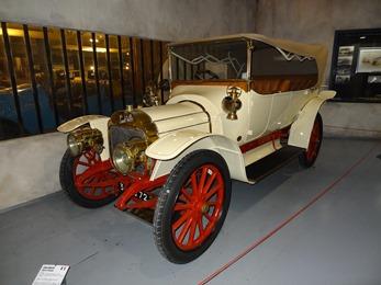 2019.01.20-050 Léon Bollée Type G1 Torpédo 1912